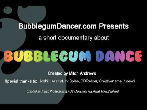 What is euro bubblegum dance?