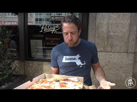 Barstool Pizza Review - Patsy's Pizzeria