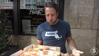 Barstool Pizza Review - Patsy's Pizzeria