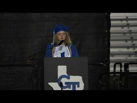 Gunter High School Graduation 2020