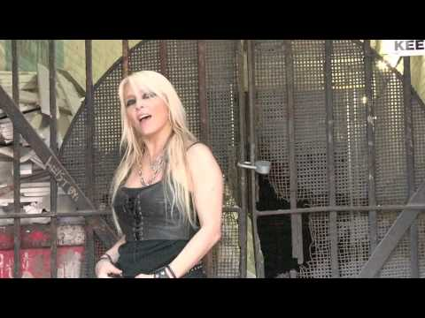 DORO - Raise Your Fist In The Air (OFFICIAL MUSIC VIDEO)