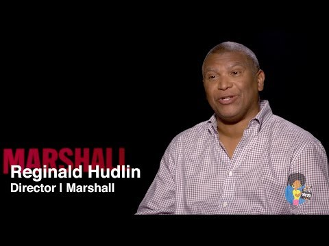 Reginald Hudlin - The Marshall Interview (In Theaters 10/13)