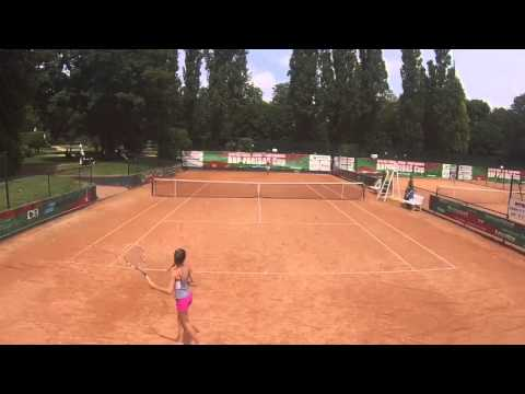 BNP PARIBAS CUP Mle- Froget vs Mlle Molinaro