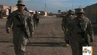 The Early Show - Iraq: American troops pack up, head for Kuwait