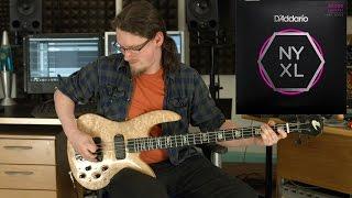 D'Addario NYXL Bass Strings Review