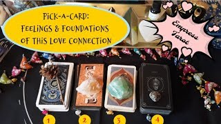 Pick-a-Card: Feelings and Foundations