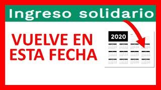 Ingreso solidario NO funciona ❌ ¿DÓNDE CONSULTAR si soy beneficiario? bancolombia dnp.gov.co gov.com