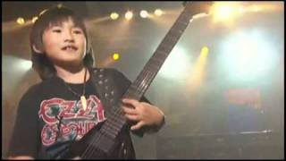 Yuto Miyazawa, Savior Of Rock! Crazy Train @ Blizzcon HD 2009