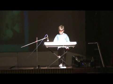 Arav's 3rd School Performance