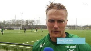 Groningen start aanvallend tegen Sparta