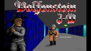 Wolfenstein 3D ps3 gameplay