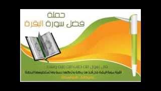 احمد العجمي - سورة البقره كامله