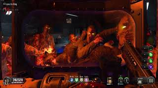 CLASSIFIED Black Ops 4 Zombies Round 76 Solo (New Personal Record)