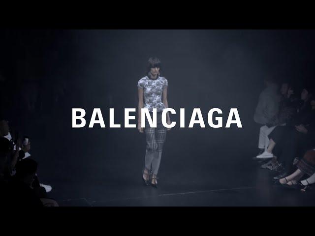 Balenciaga Women Spring Summer 18