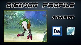 Digimon Profile: Kiwimon | Digimon Masters Online
