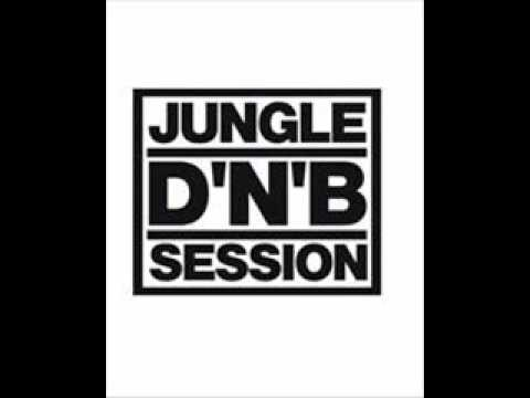 old skool jungle drum & bass mix 2011 Dj InterLock