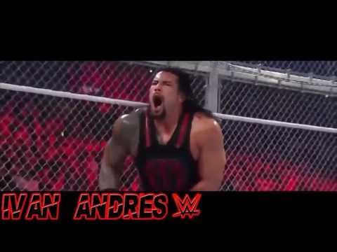 Roman Reigns VS Rusev highlights Hell In A Cell 2016