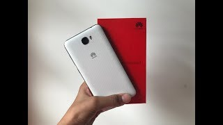 Huawei Y6II Unboxing and Review