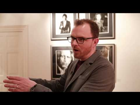 Ronnie Wood Invites - Meet the Artists - Michael Donald