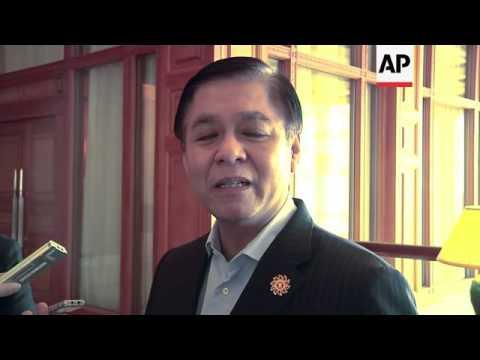 ASEAN summit begins, Indonesia airs concern over Myanmar violence