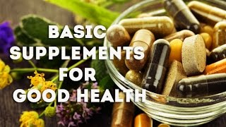 What Supplements Should I Take? - The Basic Supplements for Weight Loss