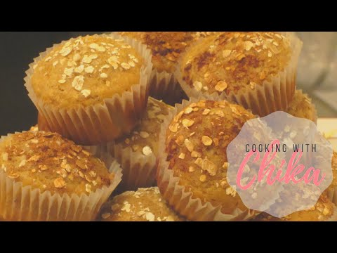 Oatmeal Breakfast Muffins - Brown Sugar Oat Muffins | Borrowed Delights - Episode 6