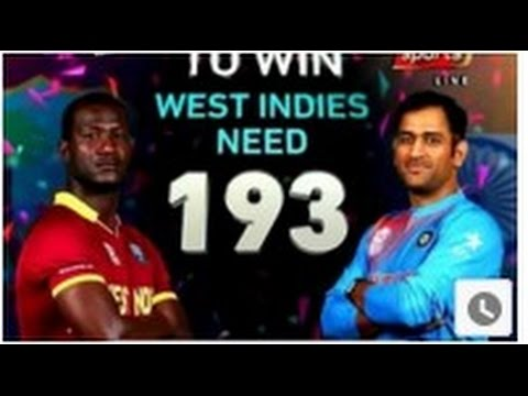 ICC T20 World Cup 2016 India Vs Westindies And India Loss match