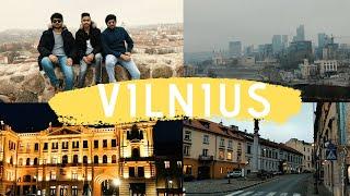 Vilnius (Lithuania) | Travel Vlog