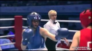 Назым Кызайбай (КАЗ) - Чемпионка мира-2016 женский бокс / Nazym Kyzaibay-World Champion Boxing women