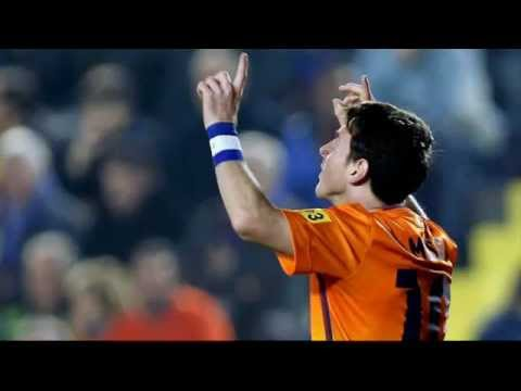Levante vs Barcelona 0-4 (25/11/2012)