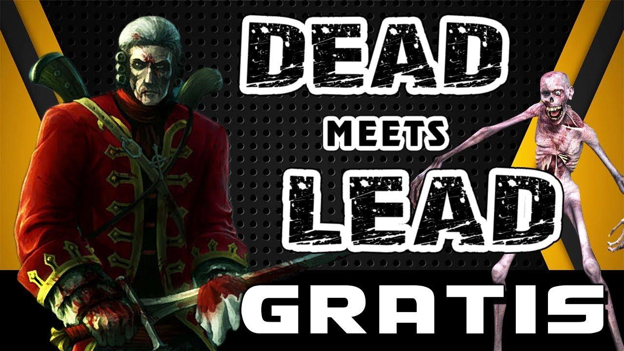 Dead Meets Lead Juego Gratis Tematica De Zombis Y Bucaneros