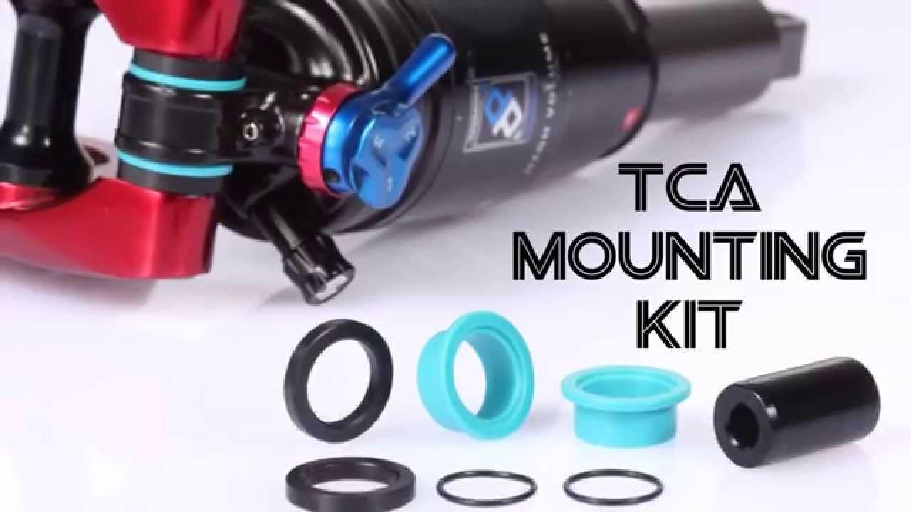 Racingbros Tca Mtb Rear Shock Mounting Kit Youtube