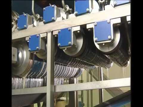 Apple juice production with the Flottweg belt press