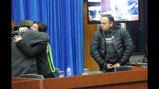 juicio y condena a banda por trata de personas