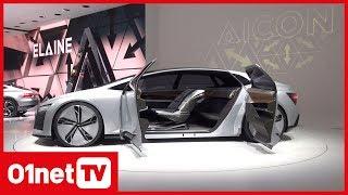 Aicon, la voiture 100% autonome prend forme chez Audi
