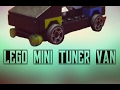LEGO MINI CUSTOMIZED VAN - TUTORIAL | Gophy