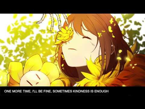 Undertale   Vocaloid - Secret Garden (English Cover)【Meltberry】