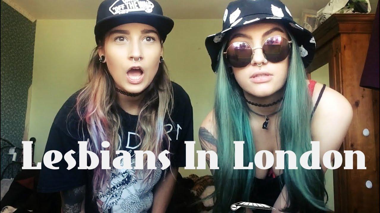 Lesbian bar soho london