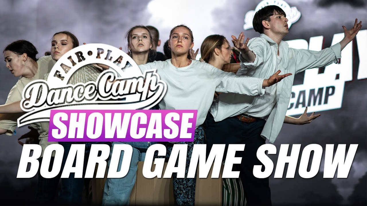 Board Game Show | Fair Play Dance Camp SHOWCASE 2019 | Powered by Podlaskie