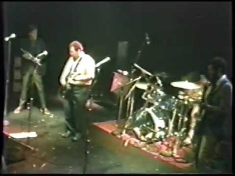 Minutemen - The Stone, San Francisco 1985