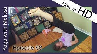 Yoga with Melissa 68 :Special Series Chakras & Their Archetypes: Throat Chakra/Great Communicator HD