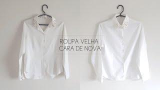 Como desencardir e desamarelar roupas/ camisas brancas