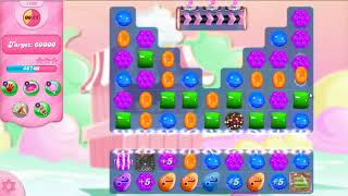 Candy Crush Saga Level 1409 - NO BOOSTERS