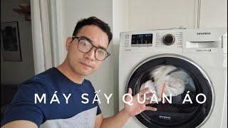 Tại sao nên sắm một chiếc Máy sấy quần áo?