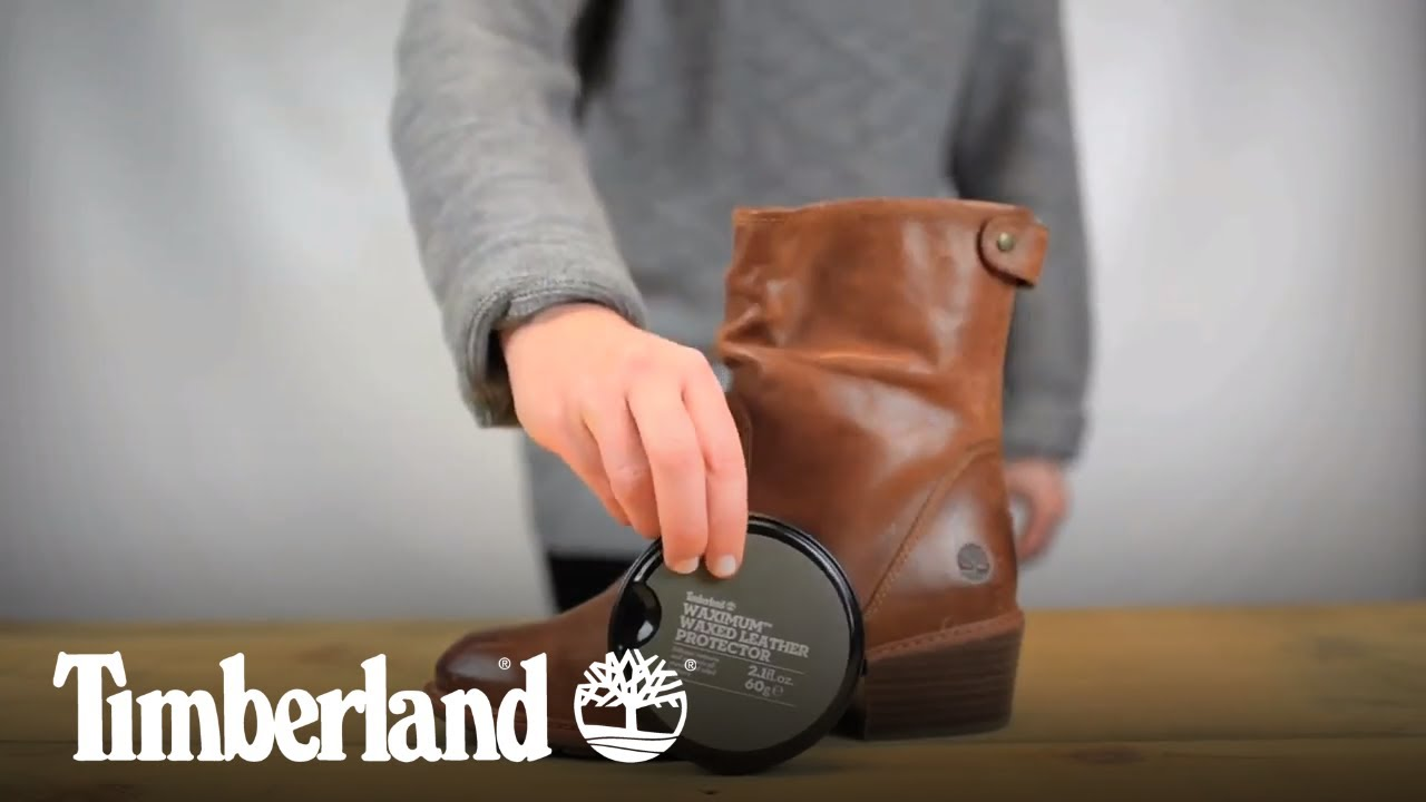 How To: Protect Your Leather Gear Timberland  Timberland