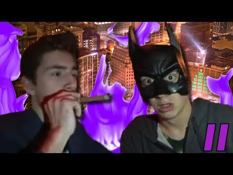 JONATHON HILLS MEETS ICE POSEIDON IN INDIANAPOLIS (Part II) [Jonathon vs Batman]