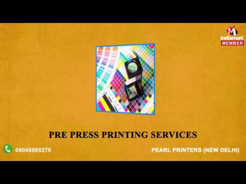 Magazine and Brochure Printing Services By Pearl Printers, New Delhi