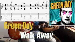Cómo Tocar Walk Away - Green Day