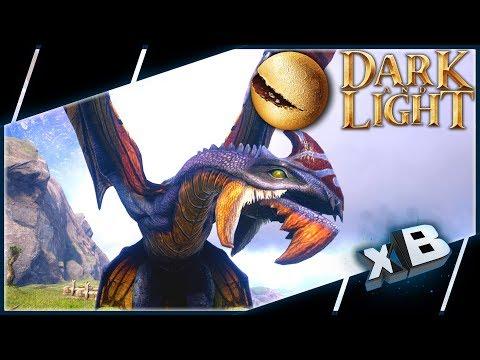 NIDHOG & BAHAMUT TAMING!:: Dark and Light :: Ep 11