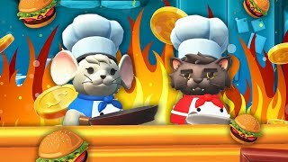 WE ARE ON FIRE! - Overcooked 2 Ep.3